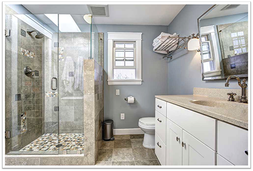 Shower Doors And Tub Enclosures